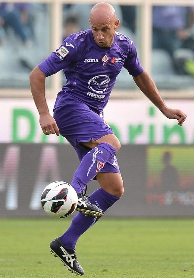 Atalanta midfielder Giulio Migliaccio in the dock over