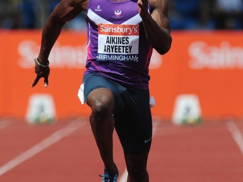 Harry Aikines-Aryeetey gets 100metres nod for Great Britain team for World Championships