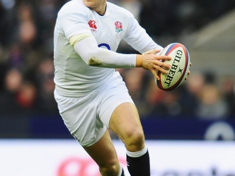 England full-back Alex Goode looks to win fitness race for new season