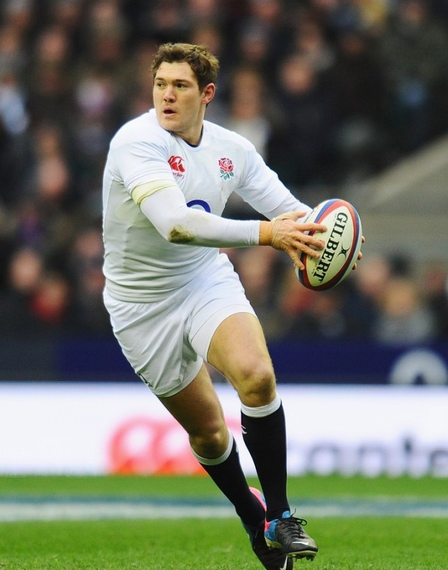 LONDON, ENGLAND - MARCH 10:  Alex Goode of England in action during the RBS Six Nations match England and Italy at Twickenham Stadium on March 10, 2013 in London, England. Getty Images