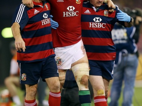 British & Irish Lions captain Sam Warburton ruled out of the series deciding Third Test with Australia