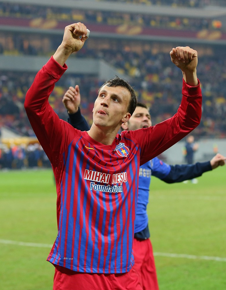 Tottenham transfer deal for Steaua Bucharest Vlad Chiriches is back on and 'nearly done'