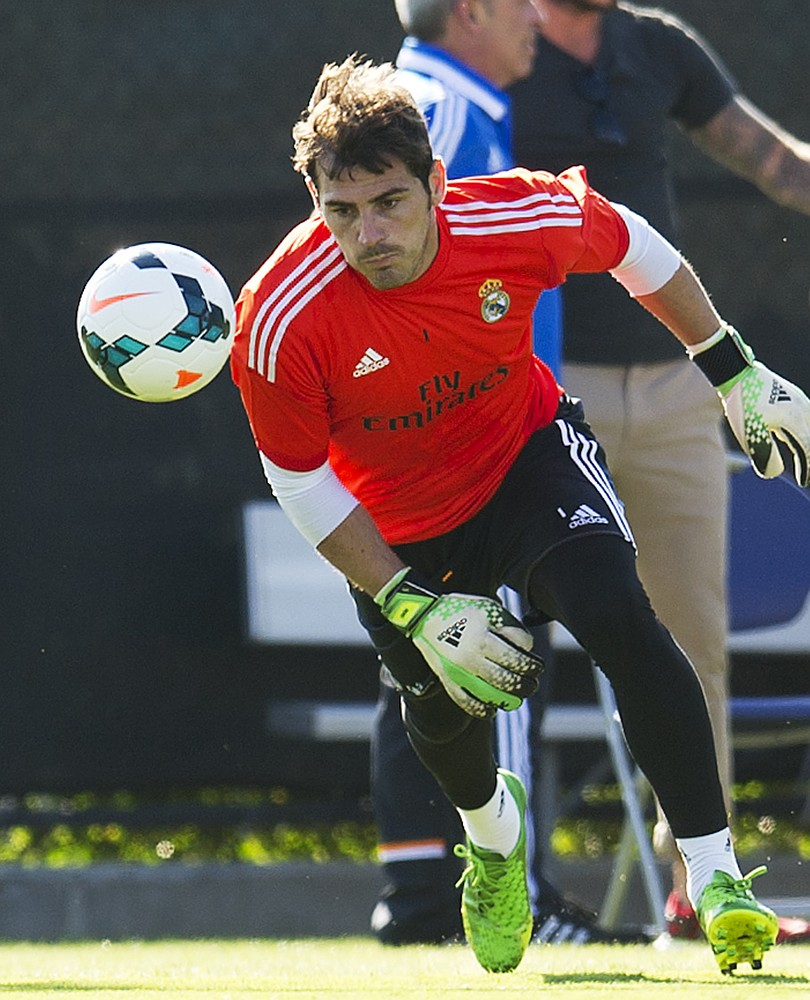 Gareth Bale is in 'top three or four in Europe', coos Iker Casillas