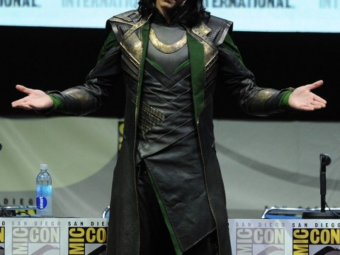 Tom Hiddleston thrills Comic Con attendees with Loki appearance