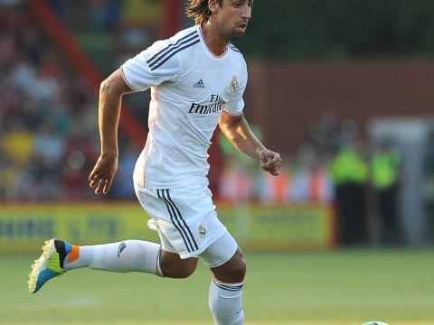 Chelsea eye Sami Khedira as Real Madrid look to raise funds for Gareth Bale transfer