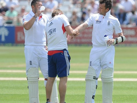 Tim Bresnan boosts Ashes claims with century against Essex but England suffer Graeme Swann injury scare