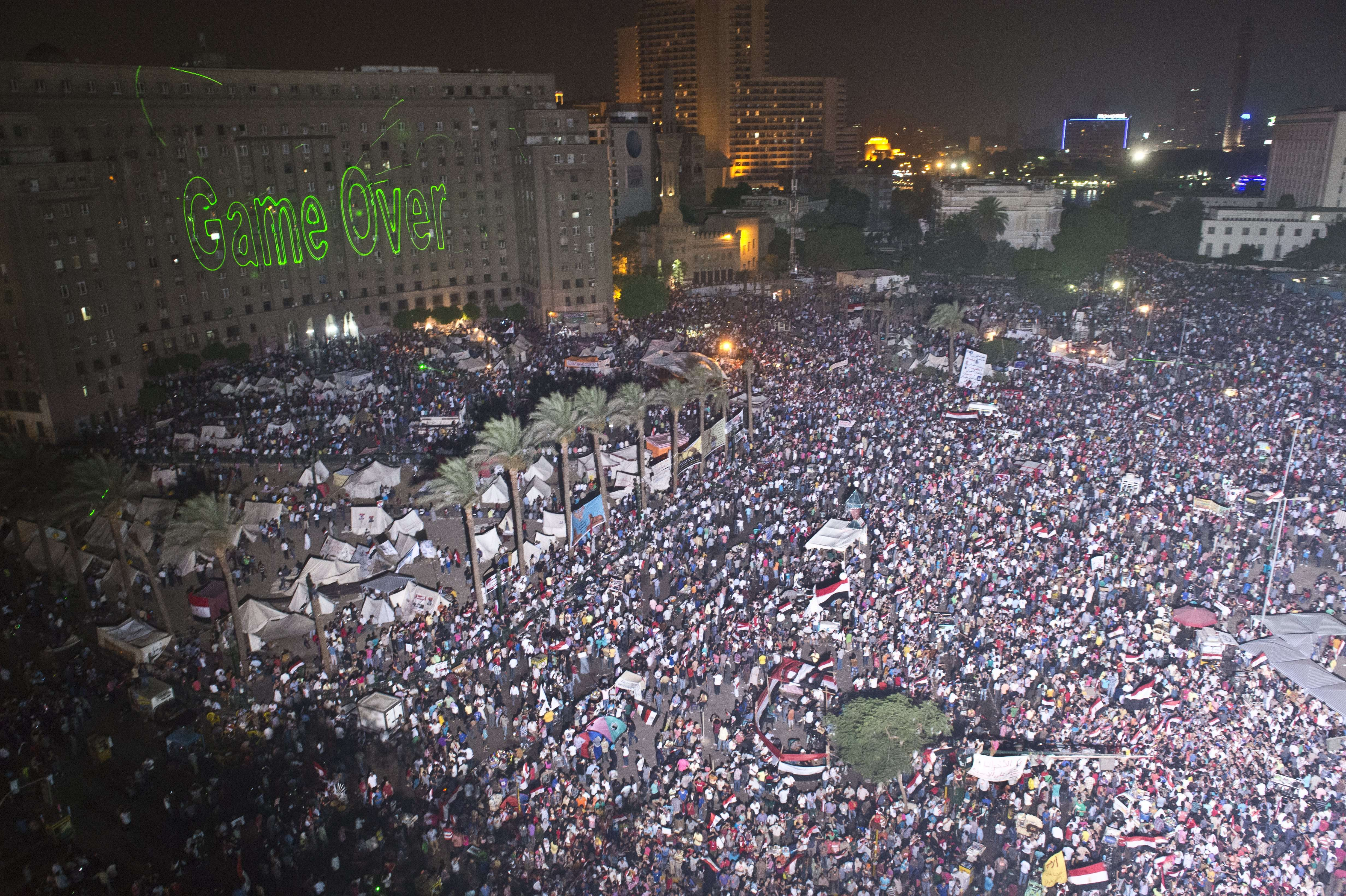 Gallery: Egypt divided as Mohammed Morsi protests continue in Cairo
