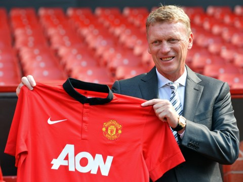 David Moyes vows to splash the cash on new signings for Manchester United