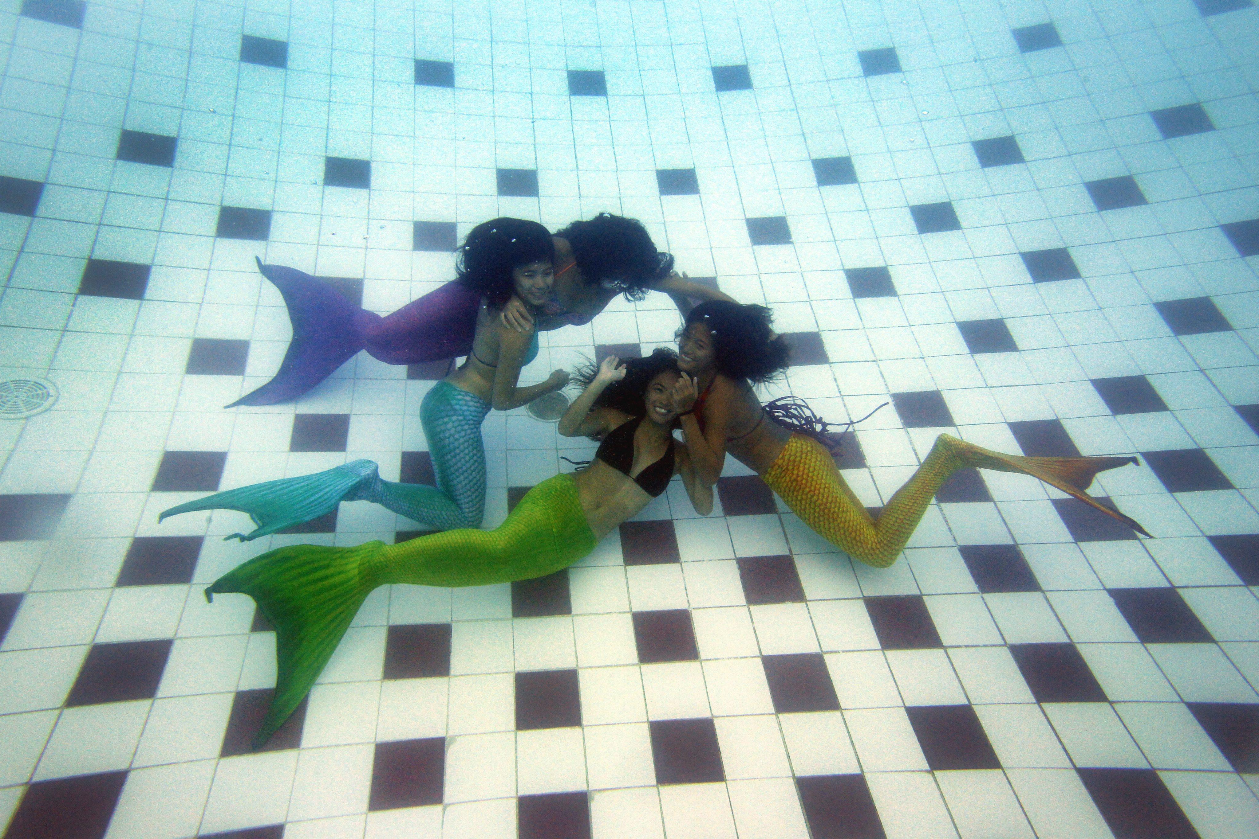 Gallery: Philippines Mermaid Swimming Academy