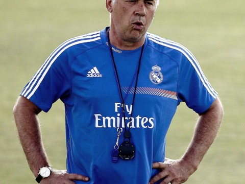 Carlo Ancelotti: Real Madrid don't want Gareth Bale and Gonzalo Higuain will stay