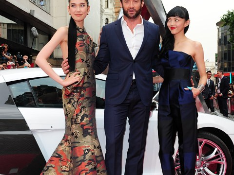 Gallery: The Wolverine – UK Premiere 2013
