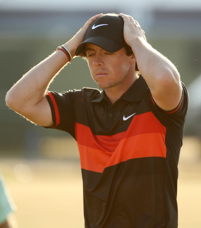 The Open 2013: Rory McIlroy hasn't lost belief despite missing Muirfield cut