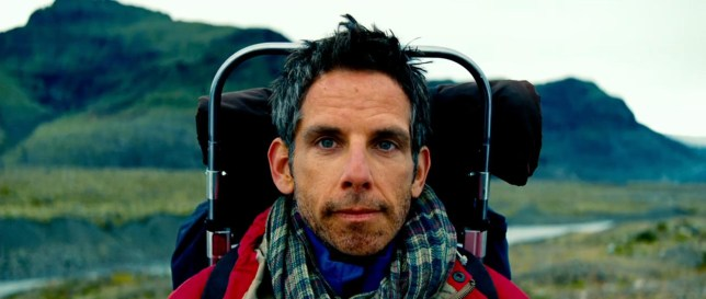 Walter Mitty is a bored office worker who retreats into a fantasy world (Picture: 20th Century Fox)