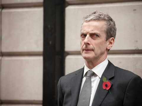 Peter Capaldi favourite to take over from Matt Smith as Doctor Who