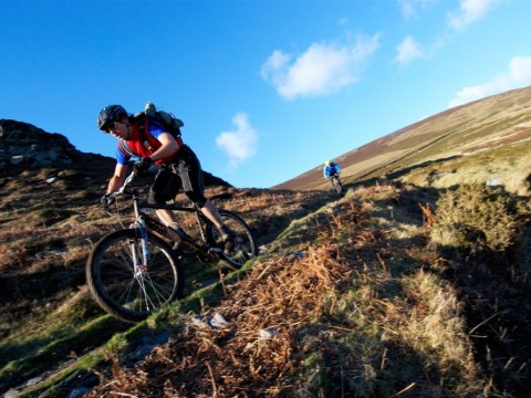 Revel in the natural playground of the Isle of Man