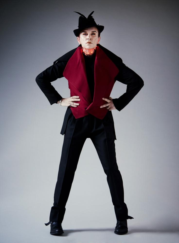 What I'm Wearing: DJ and designer Steve Strange