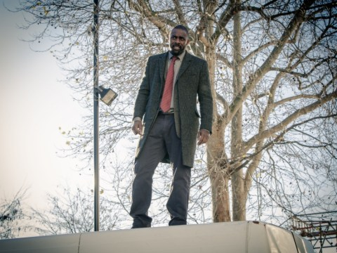 Ridiculous storyline made Luther look like a growling loon