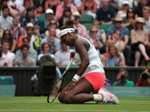 Wimbledon 2013: Serena Williams turns down the chance to get to the bottom of 'banter' about her body
