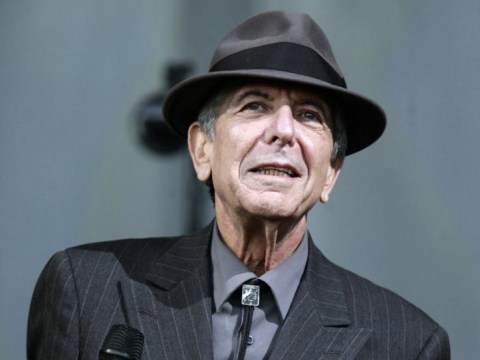 Leonard Cohen says he's ready to die: 'I hope it's not too uncomfortable'
