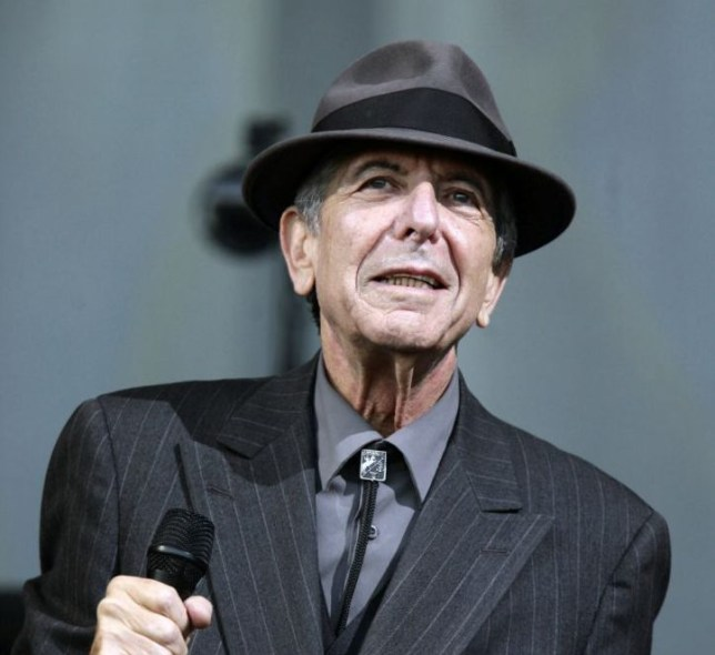 File photo dated 29/06/08 of Leonard Cohen who has apologised to fans for shifting a pair of dates on his UK tour - after he realised they had been scheduled on Jewish holy days. PRESS ASSOCIATION Photo. Issue date: Tuesday July 2, 2013. The star's performances in Leeds and London have changed after he noticed they clashed with Rosh Hashanah, the Jewish New Year, and Yom Kippur, the holiest day in the calendar. See PA story SHOWBIZ Cohen. Photo credit should read: Yui Mok/PA Wire