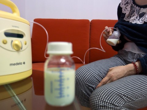 China's rich developing taste for human breast milk