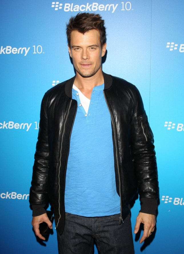 Josh Duhamel started his career on US TV soap All My Children (Picture: JB Lacroix/WireImage)