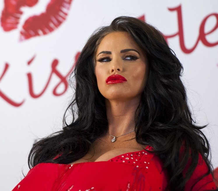 Katie Price empathises with Kelly Brook in open letter: 'I hope you've kicked Danny Chipolata into touch'