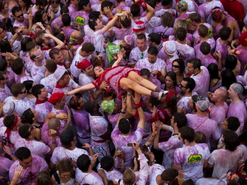 Gallery: San Fermín festival, famous for running of the bulls, begins in Pamplona, Spain