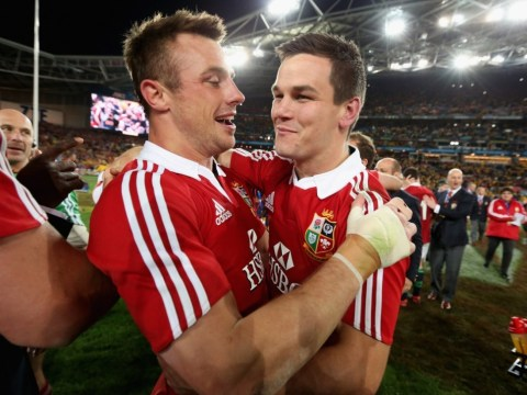 Jonathan Sexton revels in pride of Lions