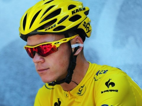 Tour de France 2013: Chris Froome lets doping control take the pee rather than meet French president Francoise Hollande