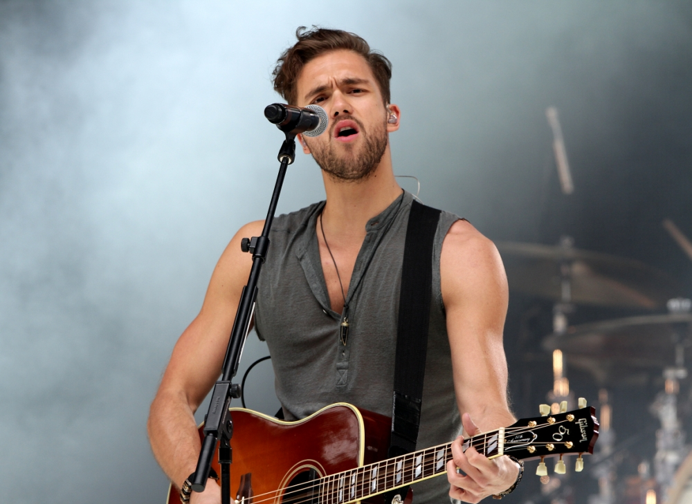 Lawson's Andy Brown: I want to be a Voice UK coach