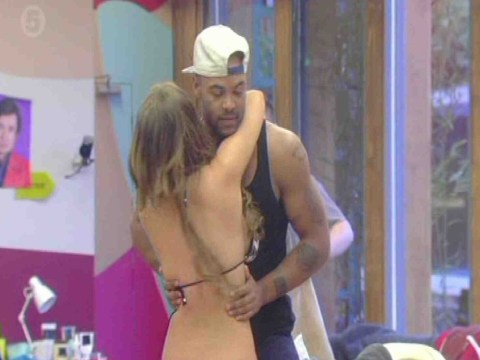 Daley removed from Big Brother house over 'threatening and aggressive behaviour' towards Hazel