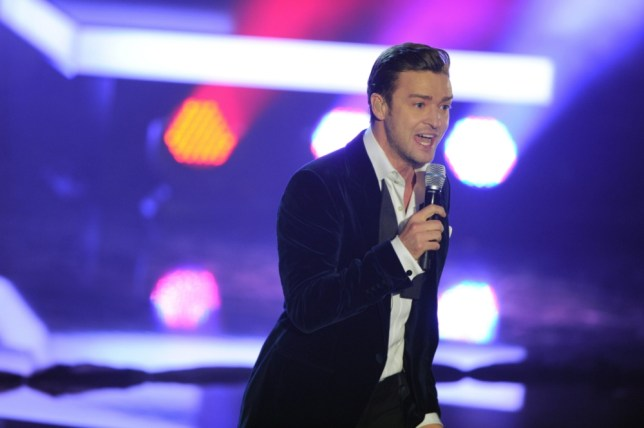 Justin Timberlake will appear at Wireless Festival tonight (Picture: Corbis)