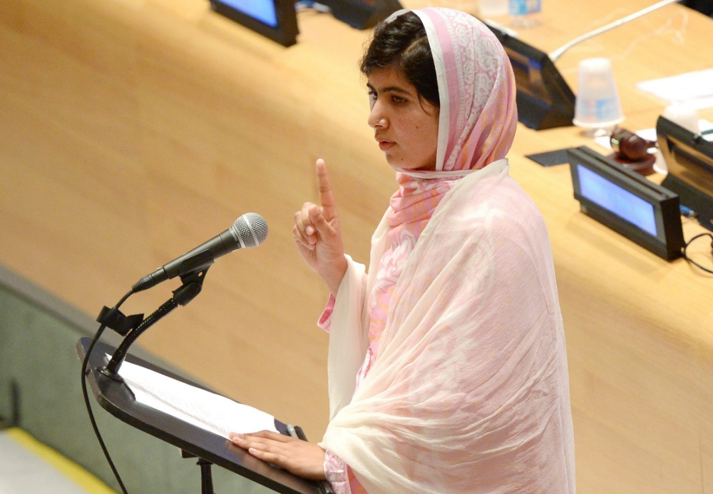 Malala Yousafzai receives letter from Taliban commander expressing regret over attack