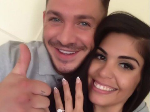 Ex-Towie star Kirk Norcross gets engaged to US glamour girl Cami Li