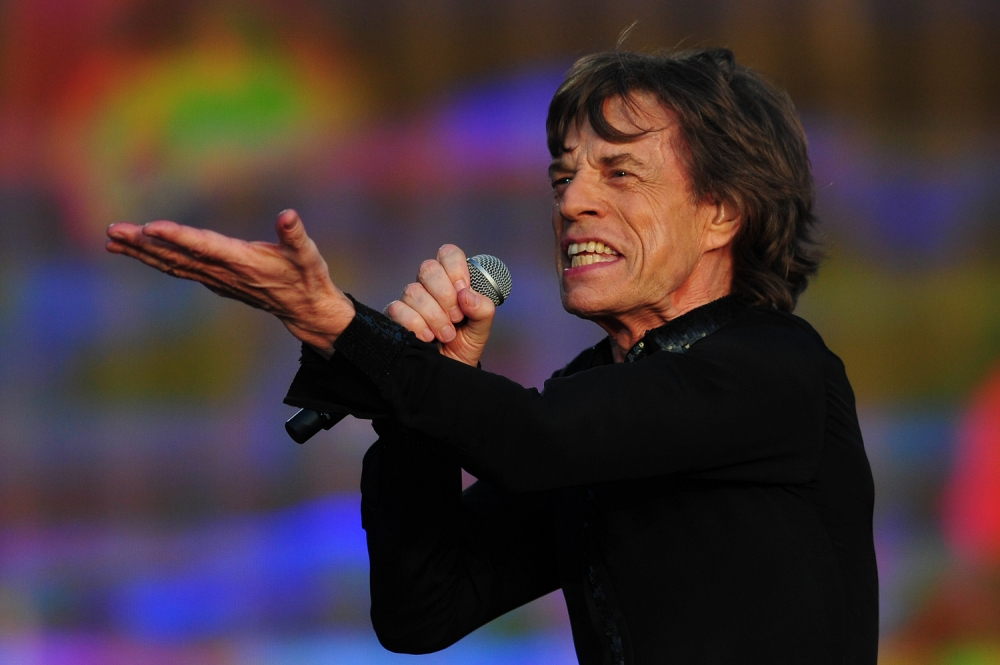 The Rolling Stones round off 50th anniversary celebrations in style in Hyde Park