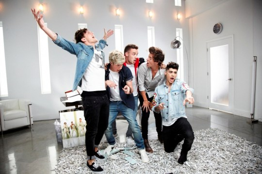 One Direction break Vevo record with Best Song Ever video   Metro News