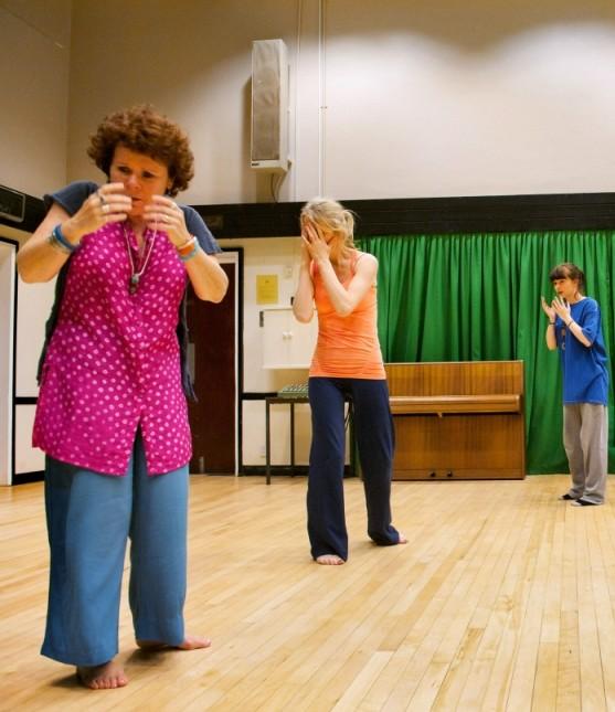 Imelda Staunton leads the action in James Macdonald's Circle Mirror Transformation