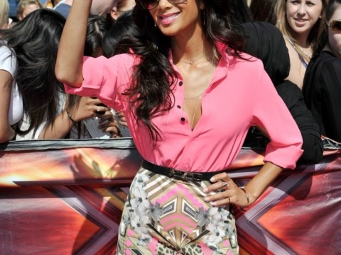 'She will always be a part of the X factor family': Simon Cowell confirms Nicole Scherzinger has quit The X Factor