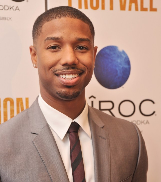 """NEW YORK, NY - JULY 08:  Actor Michael B. Jordan attends the """"Fruitvale Station"""" screening at the Museum of Modern Art on July 8, 2013 in New York City.  (Photo by Stephen Lovekin/Getty Images)"""