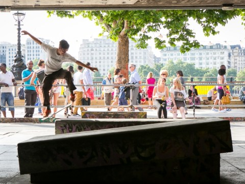 The battle of the South Bank: Will skaters be allowed to keep their territory?