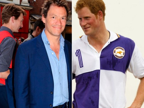 Dominic West's Antarctic battle with Prince Harry could go to The Wire