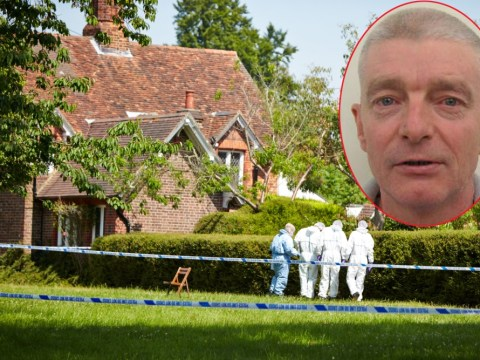 Ian McLoughlin charged with murder of pensioner Graham Buck