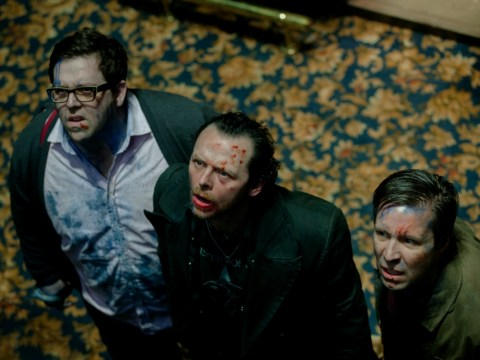 The World's End is best viewed through beer goggles