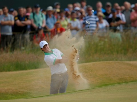 Gallery: Day one of The Open Championship at Muirfield
