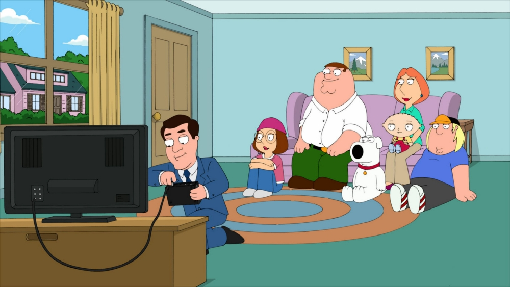 Season 11 of Family Guy maintains its usual high standards (Picture: 20th Century Fox)