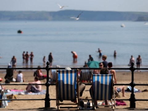 Heatwave set to last for at least another week and temperatures could hit 35C