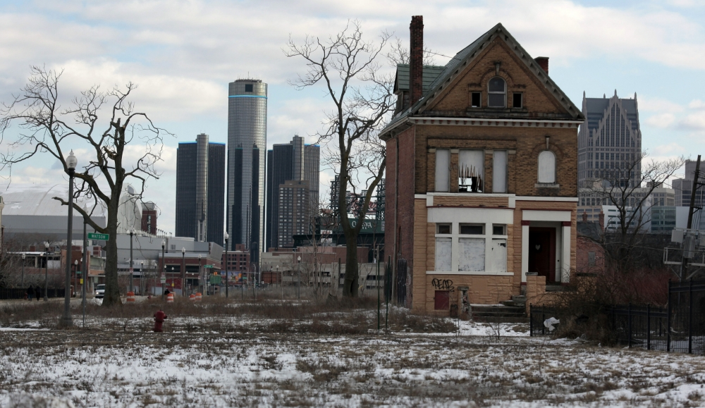 Broke Detroit becomes largest city in America to file for bankruptcy