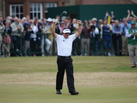Gallery: Phil Mickelson wins The Open 2013