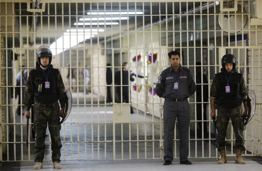 Abu Ghraib prison raid frees 500 al-Qaeda terrorists